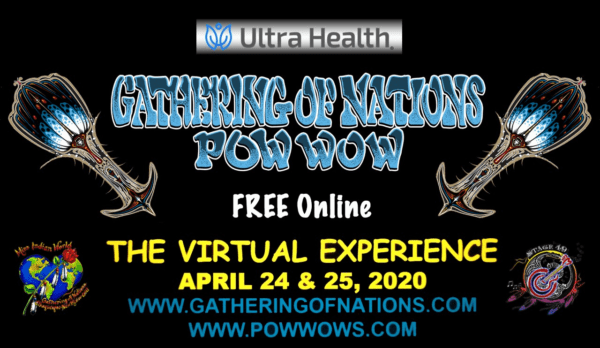 2020 Virtual Gathering of Nations Pow Wow