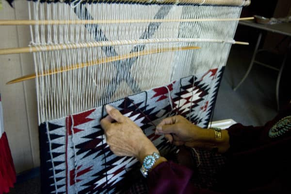 Navajo Rugs – Learn The History, Care and Value