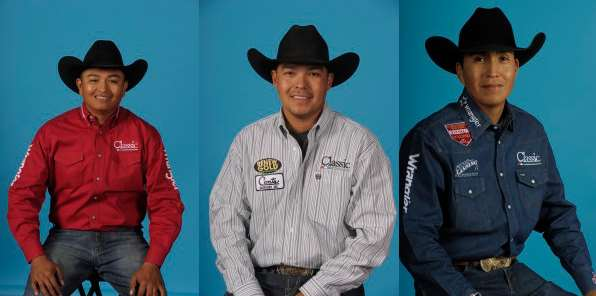 Navajo Nation Represented At Wrangler National Finals