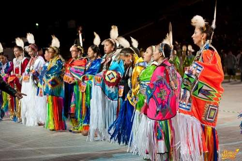 Image of Pow Wow Etiquette
