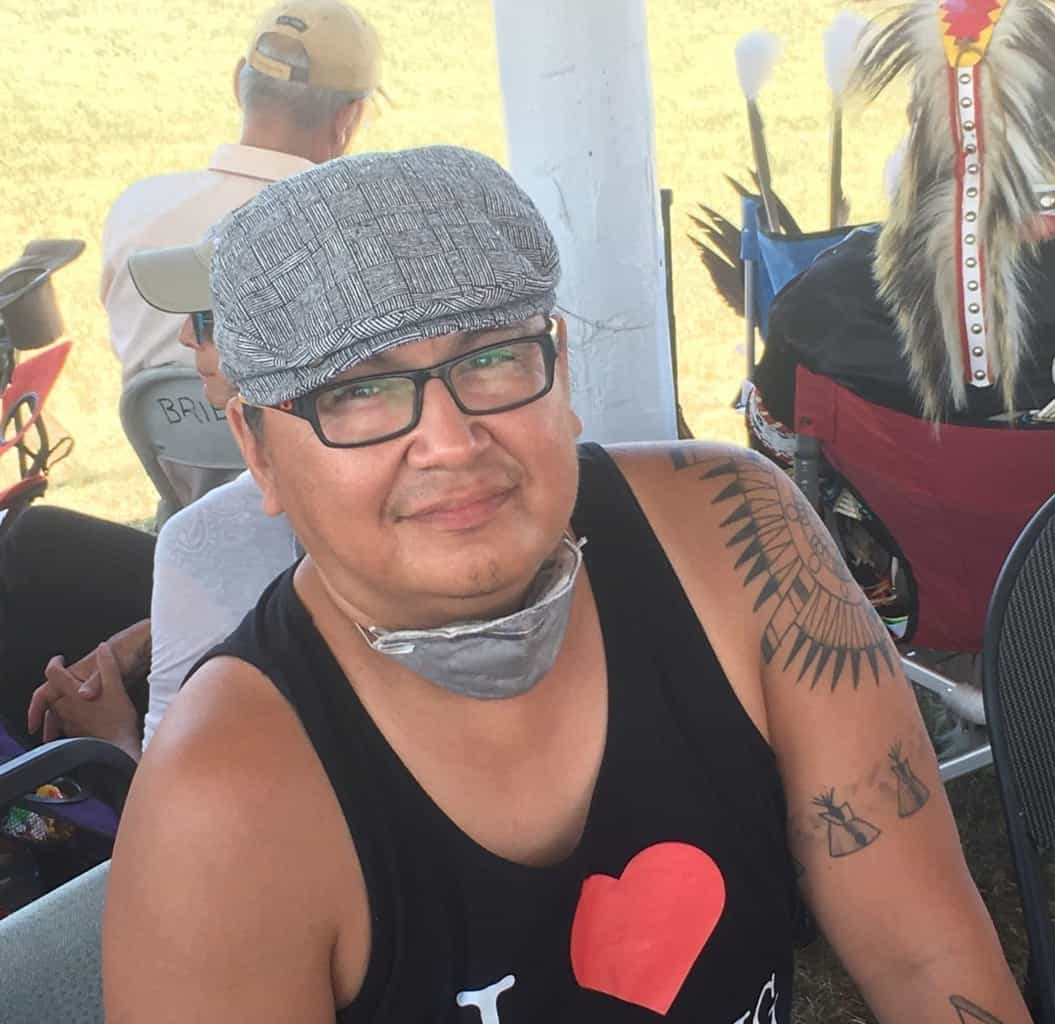 The Spirit of Song and Voice – Allan Bonaise – Interview at Fort Totten Pow-Wow Celebrations
