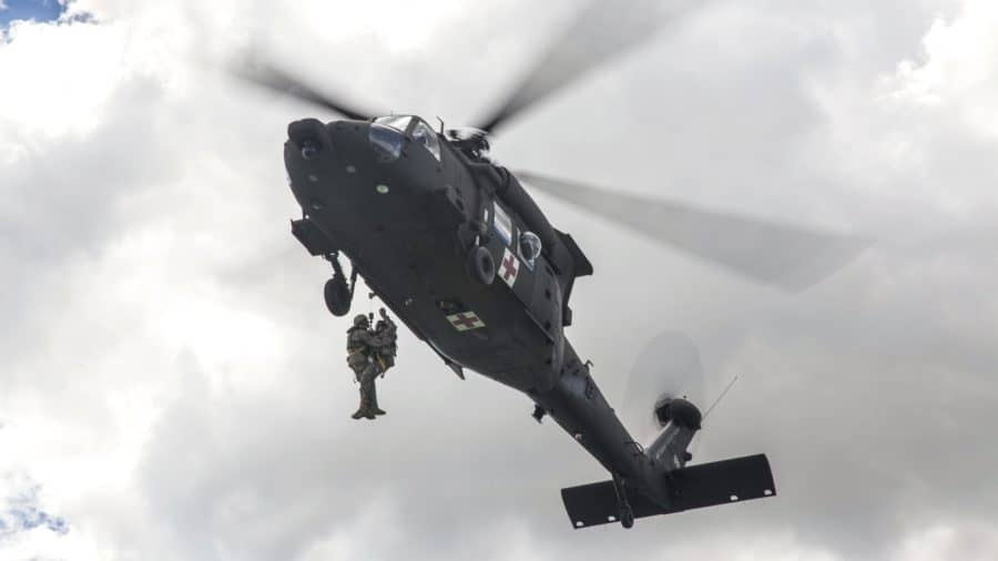 Why do Army Helicopters have Native American names?