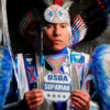 Supaman performs for Native Youth!!!