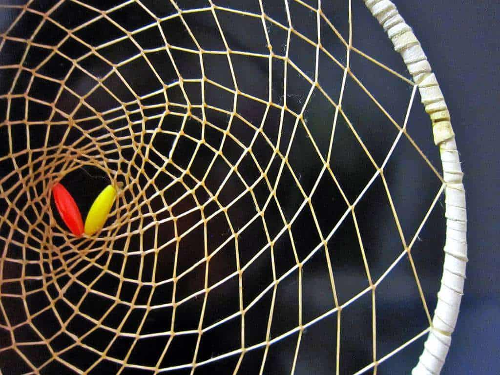 How To Make A Traditional Dream Catcher Dream Catcher Directions