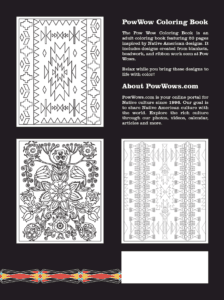 pow-wow-coloring-book-back-cover