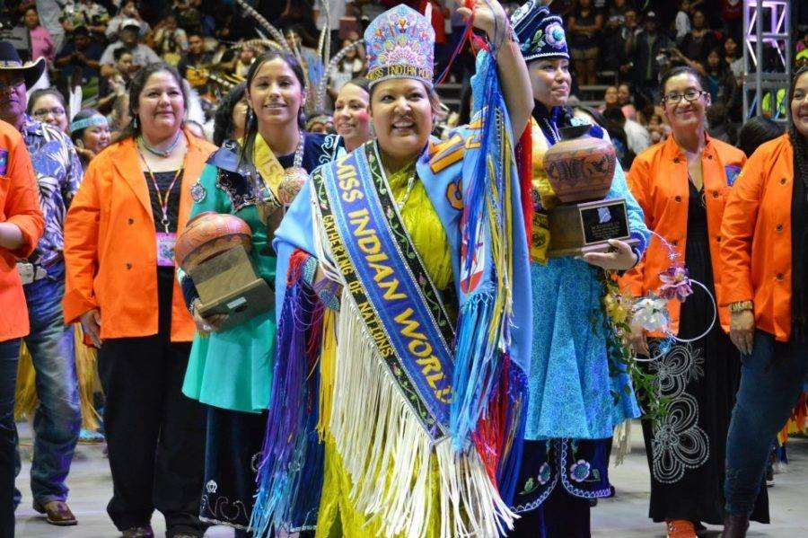 A Chat With Miss Indian World Kansas Begaye Powwows Com
